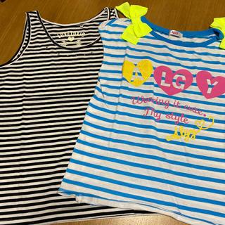 ラブトキシック(lovetoxic)の女の子 150 最終値下げ(Tシャツ/カットソー)
