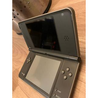 ニンテンドーDS(ニンテンドーDS)のニンテンドーDSi LL ダークブラウン +ソフト12本(携帯用ゲーム機本体)