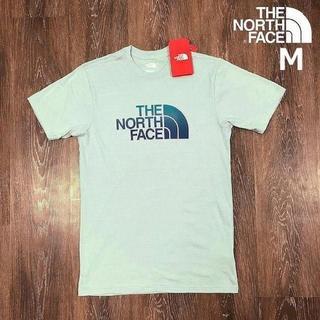 ザノースフェイス(THE NORTH FACE)のノースフェイス ハーフドームロゴ 半袖Tシャツ(M)緑 180902(Tシャツ/カットソー(半袖/袖なし))