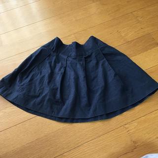 ファミリア(familiar)のファミリア  スカート  ネイビー 120(スカート)