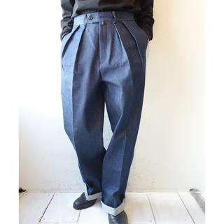 COMOLI - 【未使用】neat ニート unreal real clothes DENIM