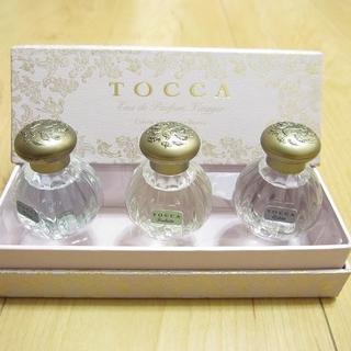 トッカ(TOCCA)の新品 TOCCA トッカ ミニオードパルファムセット 香水(香水(女性用))