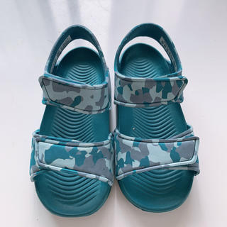 アディダス(adidas)のadidasキッズサンダル15(その他)