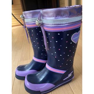 MOONSTAR  - 長靴 女の子 超美品です
