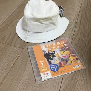 ブランシェス(Branshes)の☆ジャンク品☆ ブランシェス 日除けつき防止 48㎝(帽子)