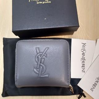 Yves Saint Laurent Beaute - 早い者勝ち♪Saint Laurent  財布  小銭入れ