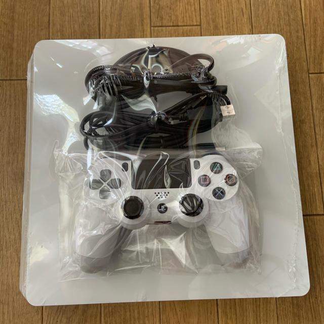 PlayStation4(プレイステーション4)のSONY PlayStation4 本体 CUH-2100AB02 エンタメ/ホビーのゲームソフト/ゲーム機本体(家庭用ゲーム機本体)の商品写真