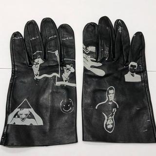 アンダーカバー(UNDERCOVER)の最終19ss名作 シープレザーグローブ VLADS アンダーカバー jonio(手袋)