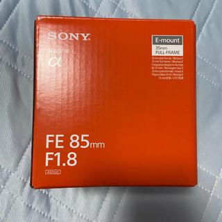 SONY - FE 85mm f1.8