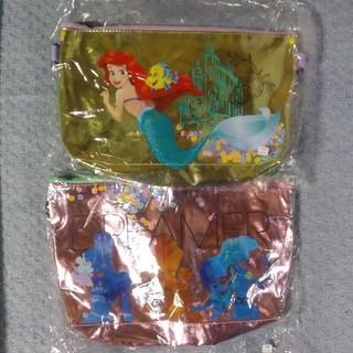 ディズニー(Disney)のディズニープリンセス ビニールショルダーバッグセット(その他)