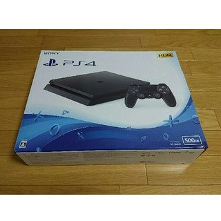 PlayStation4 - 【新品 未開封】PlayStation4 500GB