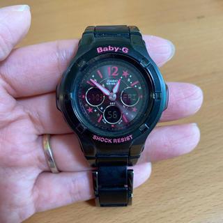 ベビージー(Baby-G)のBaby-G  SHOCK RESIST(腕時計)