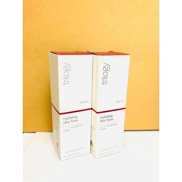trilogy(トリロジー)のトリロジー ハイドレーティング ミストトナー 100ml 2本セット  コスメ/美容のスキンケア/基礎化粧品(化粧水/ローション)の商品写真