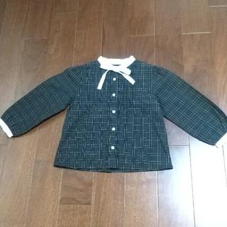 シップス(SHIPS)の*美品 SHIPS きれいめ シャツ 110(Tシャツ/カットソー)