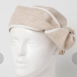 Ray BEAMS - ターバン ベレー 帽子