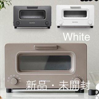バルミューダ(BALMUDA)の新品 未開封 BALMUDA The Toaster K01E-WS ホワイト(調理機器)
