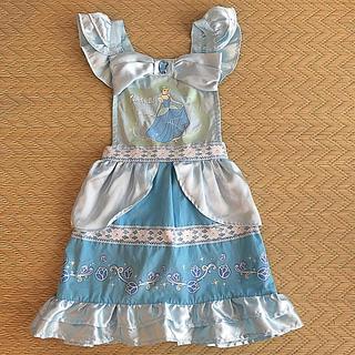 ディズニー プリンセス ドレス風エプロン シンデレラ