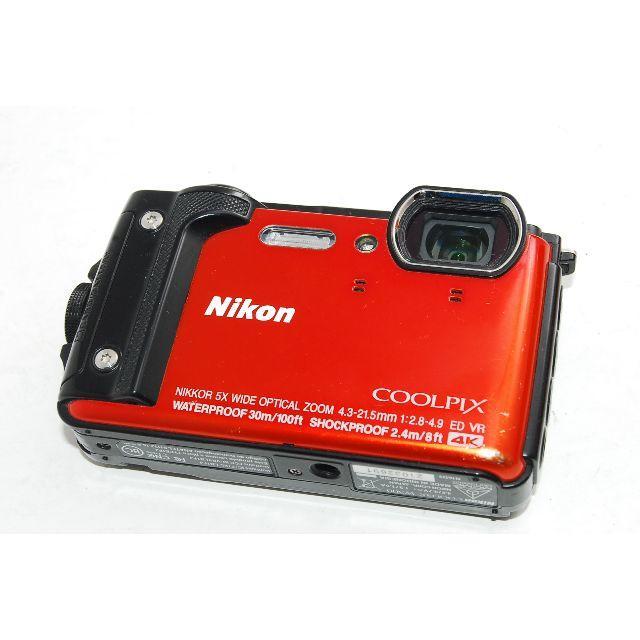 Nikon Coolpix W300 ニコン スマホ/家電/カメラのカメラ(コンパクトデジタルカメラ)の商品写真