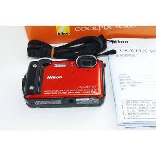 Nikon Coolpix W300 ニコン