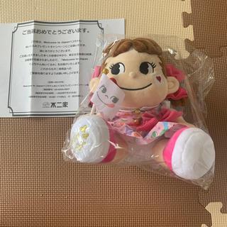 不二家 - 新品⭐︎ペコちゃんぬいぐるみ Welcome to Japan ペコちゃん
