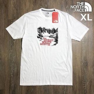 ザノースフェイス(THE NORTH FACE)のノースフェイス CANADA TEE 半袖Tシャツ (XL)白 180902(Tシャツ/カットソー(半袖/袖なし))