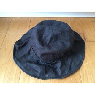 ムジルシリョウヒン(MUJI (無印良品))の帽子 無印良品(麦わら帽子/ストローハット)