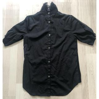 アンダーカバー(UNDERCOVER)のsue undercover シースルーシャツ(シャツ/ブラウス(半袖/袖なし))