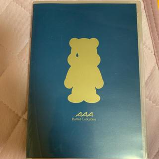 トリプルエー(AAA)のBallad Collection(ポップス/ロック(邦楽))