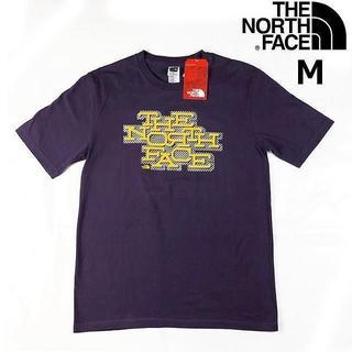 ザノースフェイス(THE NORTH FACE)の売切!ノースフェイス SHADOW 半袖 Tシャツ(M)紫 180902(Tシャツ/カットソー(半袖/袖なし))