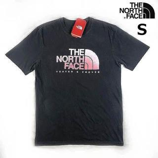 ザノースフェイス(THE NORTH FACE)の売切!ノースフェイス ヴィンテージ風 半袖Tシャツ(S)グレー 180902(Tシャツ/カットソー(半袖/袖なし))