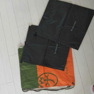 バーバリー(BURBERRY)のBURBERRY カステルバジャック ビニール袋(ショップ袋)