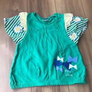 プチジャム(Petit jam)のプチジャム   ティシャツ 95(Tシャツ/カットソー)