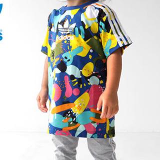 アディダス(adidas)のアディダス Tシャツ 新品未使用 18m 85サイズ(Tシャツ)