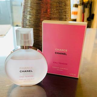 シャネル(CHANEL)のシャネル チャンス オー タンドゥル ヘア ミスト 35ml(ヘアウォーター/ヘアミスト)