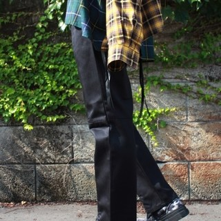 ジエダ(Jieda)のJieDa×Dickies 19aw switching pants(チノパン)
