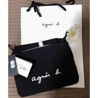 agnes b. - 新品 未使用 アニエス・ベー サコッシュ ショルダーバッグ