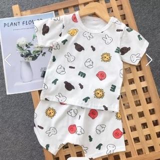新品 動物柄 カラフル 半袖 パジャマ