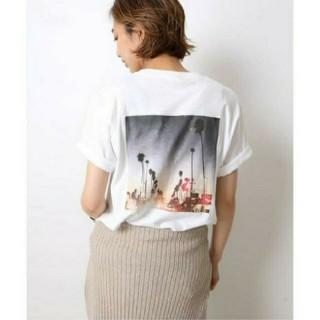 DEUXIEME CLASSE - ドゥーズィエムクラス Photo T-shirt