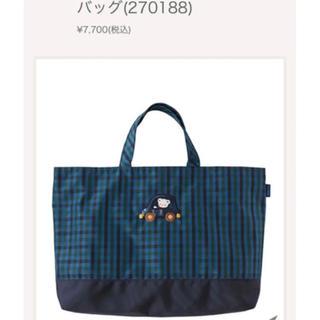 familiar - 新品ラッピング済み☆ファミリア トートバッグ レッスンバッグ ファミちゃん