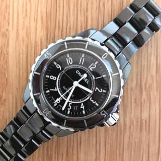 シャネル(CHANEL)のシャネル  CHANEL J12   38ミリ   自動巻  オートマチック (腕時計(アナログ))