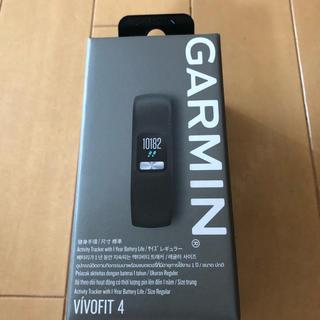 GARMIN - GARMIN VIVOFIT4  ガーミン 新品未使用