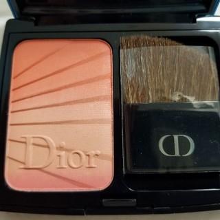 ディオール(Dior)の残量9割程度ディオールチーク(チーク)