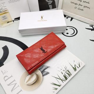 イヴサンローランボーテ(Yves Saint Laurent Beaute)の 人気レディース(*^^*) イヴ♪サンローラ長財❤布(財布)