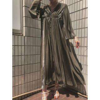 Ameri VINTAGE - ameri vintage MEDI GATHER NEGLIGEE DRESS
