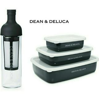 ディーンアンドデルーカ(DEAN & DELUCA)のディーンアンドデルーカ 水出しコーヒーボトル  ホーローコンテナ (容器)