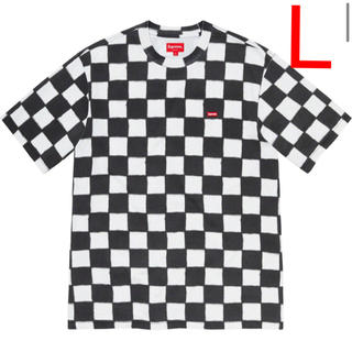 Supreme - 20SS Supreme small Box logo checkerboard