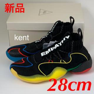 adidas - 28cm 新品 crazy byw LVL X PW ファレル ウィリアムス