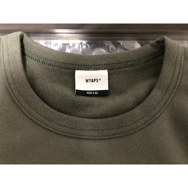 W)taps(ダブルタップス)のWTAPS SYSTEM OD L メンズのトップス(スウェット)の商品写真