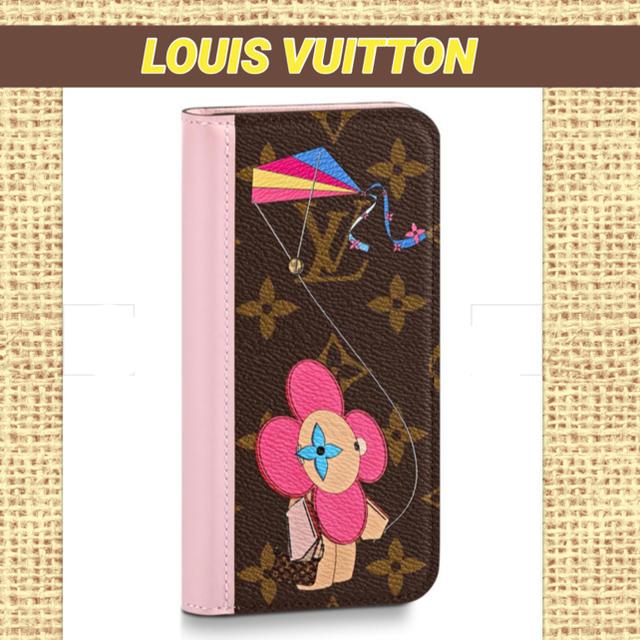 LOUIS VUITTON(ルイヴィトン)の限定!新品★ルイヴィトン★iPhone携帯カバー、ケース スマホ/家電/カメラのスマホアクセサリー(iPhoneケース)の商品写真