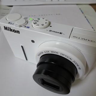 ニコン(Nikon)のNikon COOLPIX P310 WHITE 格安!(コンパクトデジタルカメラ)